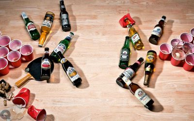 We've Discovered The 10 Best Drinking Games For Students