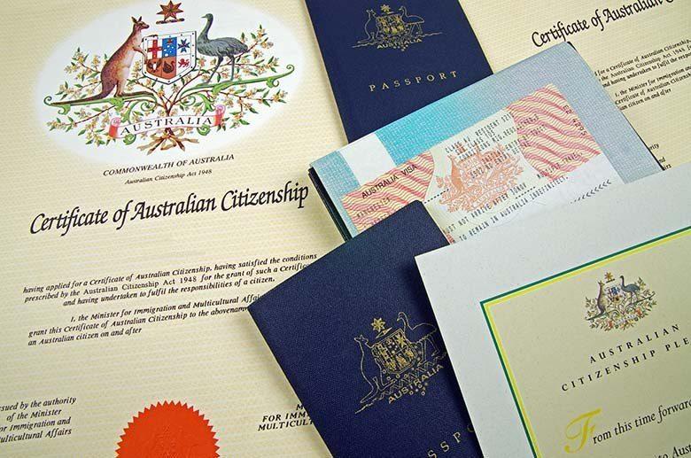 Australian student visa process