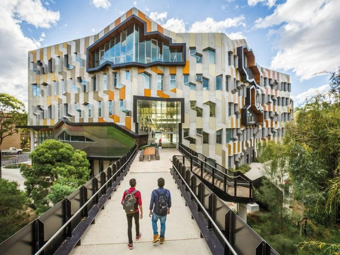 universities with a high acceptance rate in Australia